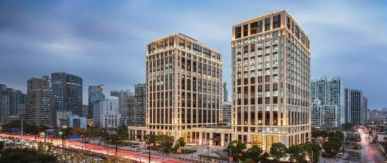 項目快遞:雙獅匯·東朔商務中心